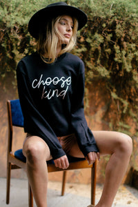 Choose Kind Sweatshirt