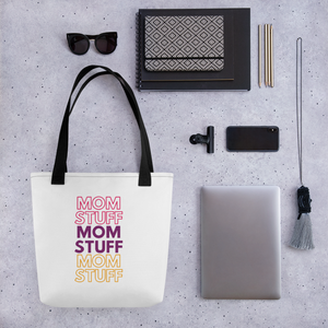 Mom Stuff Tote