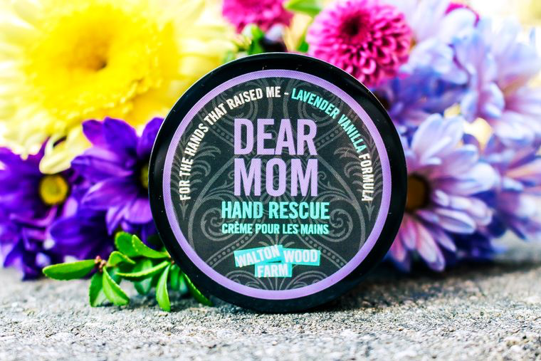 Hand Rescue - Dear Mom