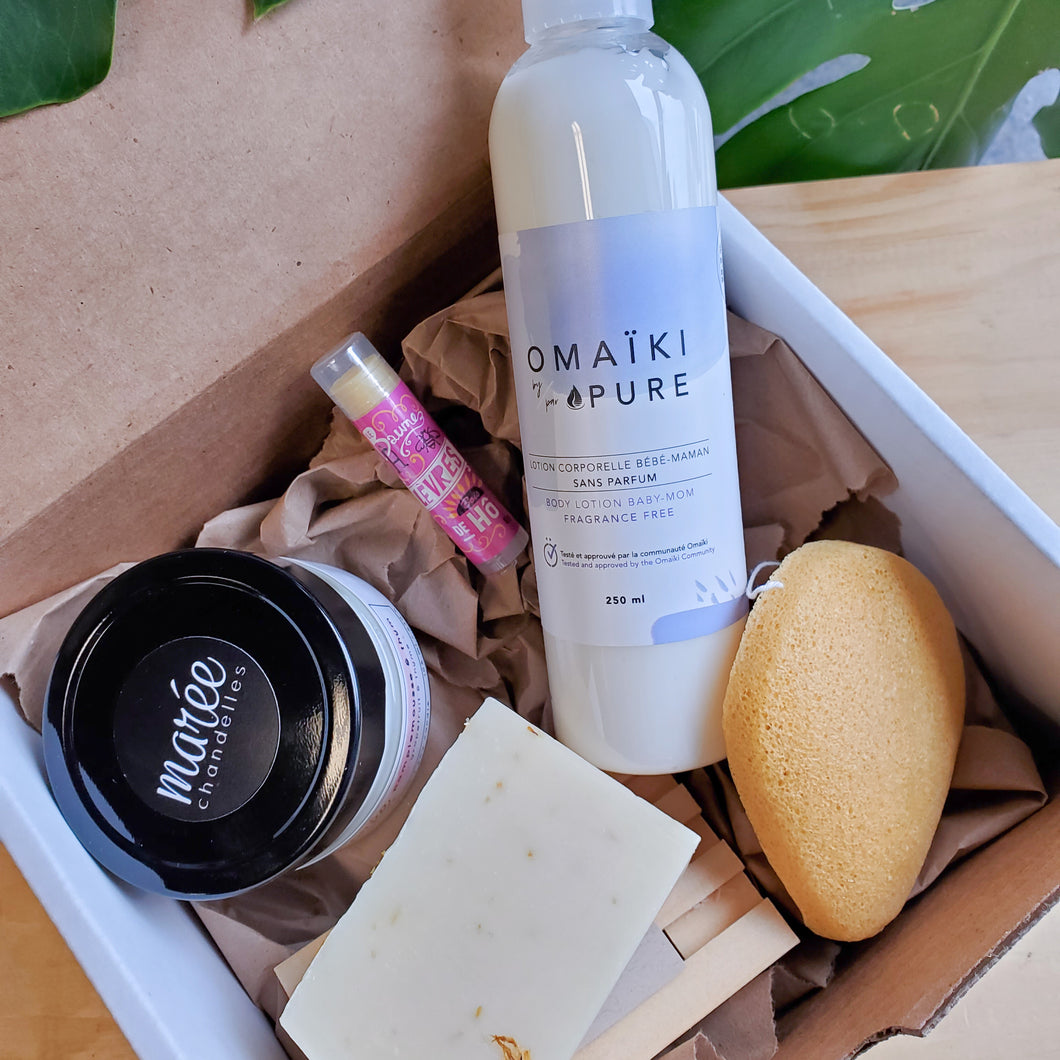 Cocooning - Gift box