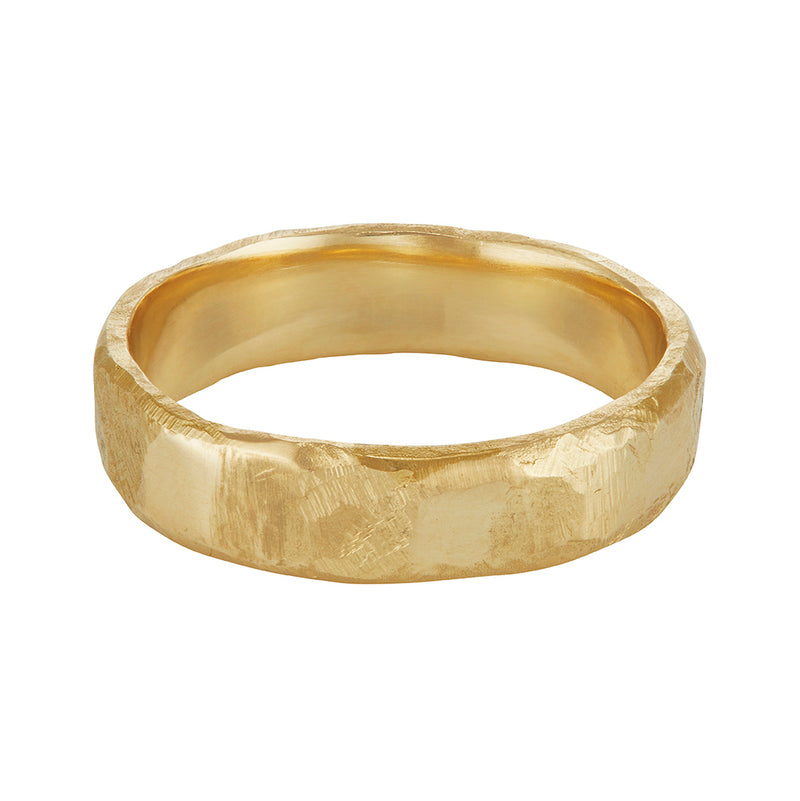 LXVI 5mm Gold Wedding Band