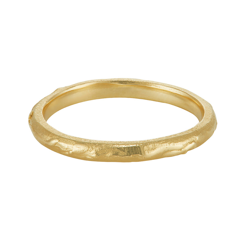 LXIII 2mm Gold Wedding Band