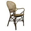 Silla de Rattan Rossini antique
