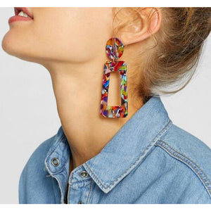 Aleese Drop Earrings