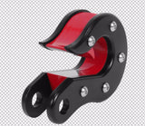 Extractor Bumper Hook - Red