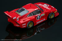 1/24 1981 Coke Porsche 935 K3 Le-Mans IMSA resin fender conversion for NuNu k3 kits