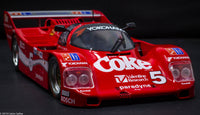 1/24 Porsche 962 IMSA resin Turbo Hump conversion type 2 for Hasegawa & Revell kits GTP