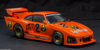 1/24 1980 #2 Jagermeister Kremer Porsche 935 K3 conversion kit (Ver. 1 or 2) for NuNu K3 kits