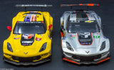 2016-19 Corvette C7R Upgrade resin kit for 1/25 Revell C7.R plastic kits