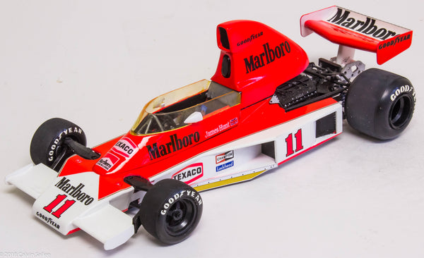 1/20 1975 or 1976 Mclaren M23 High Air box for Tamiya kit Formula 1 F1 James Hunt