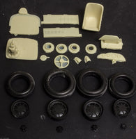 1/24 1950's Kurtis Kraft Upgrade Conversion Kit for the Monogram plastic kit
