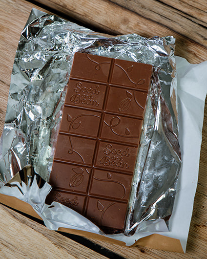 organic food delivery from eversfield organic including seed and bean fairtrade chocolate
