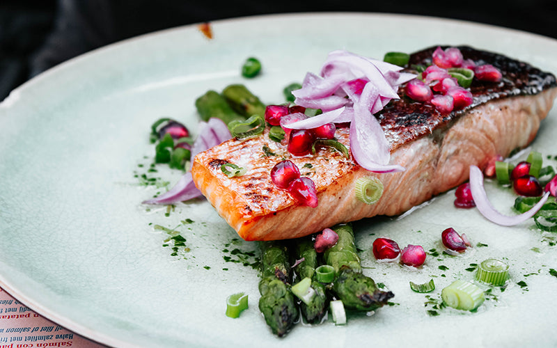wild, sustainably caught fish, fish recipes, keto diet meal ideas