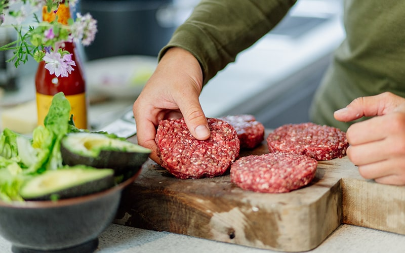 organic meat from online butchers including britains best burger uk