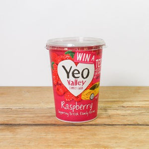 Yeo Valley Raspberry Yogurt