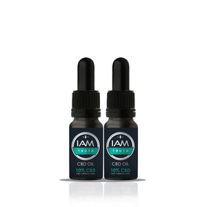 I Am Truth CBD Oil – 10% – Double Bundle