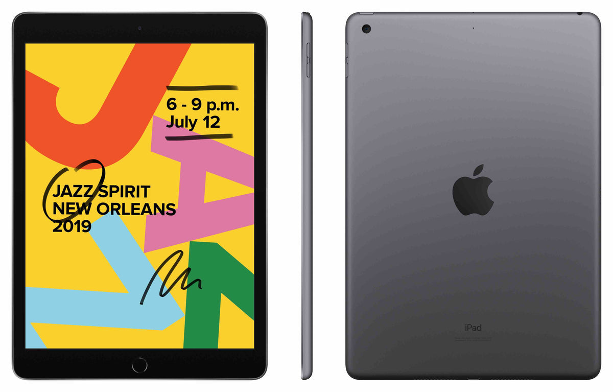 "10.2"" iPad Wi-Fi 32GB - Space Grey"