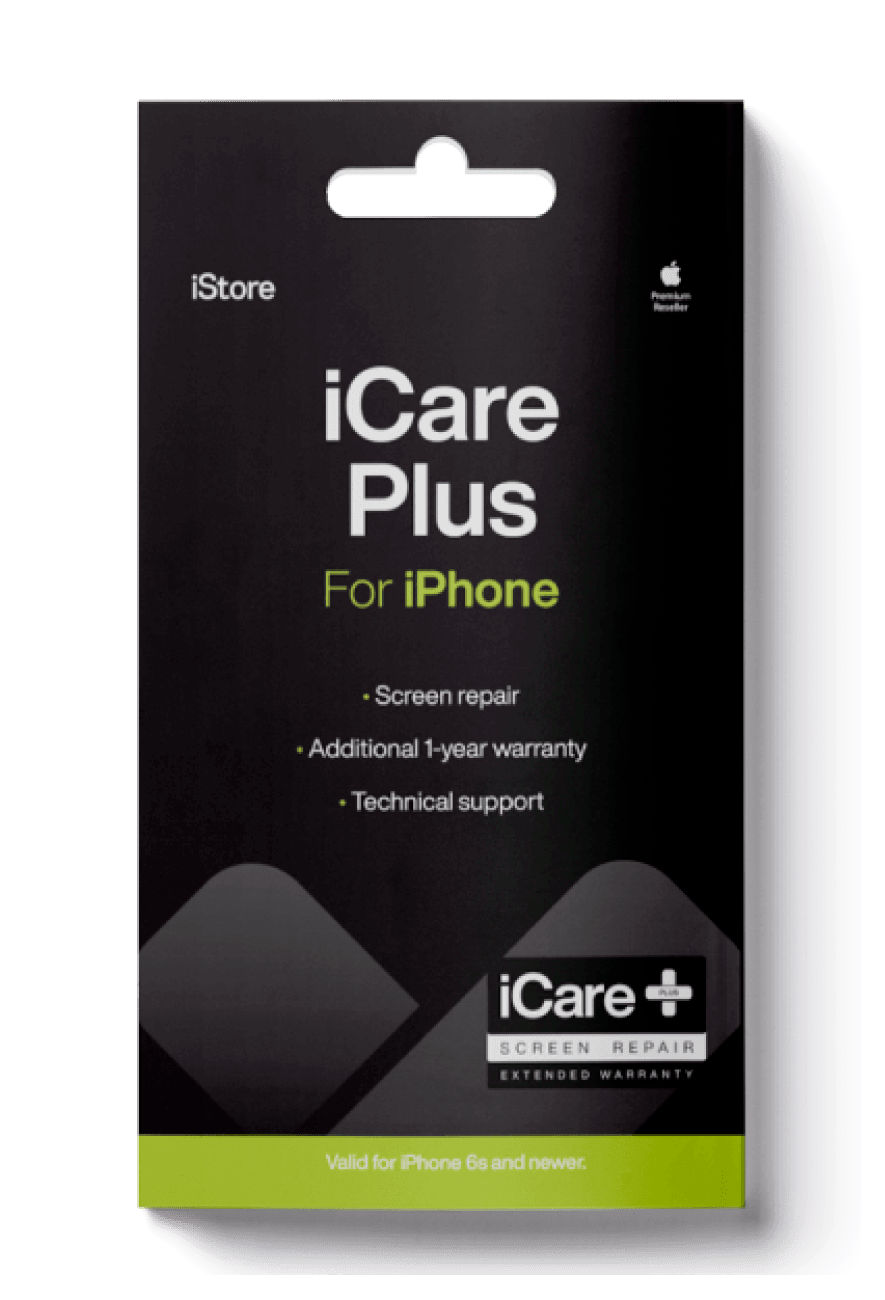 iCare Plus for iPhone