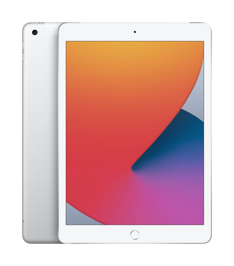 "10.2"" iPad 8th Gen Wi-Fi + Cell 32GB - Silver"