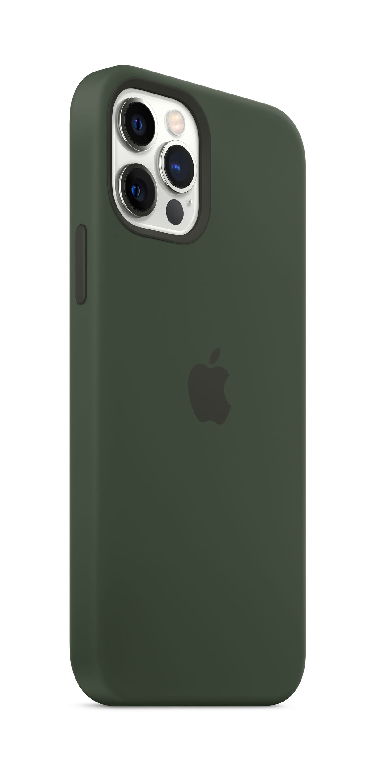 iPhone 12 | 12 Pro Silicone Case with MagSafe - Cyprus Green