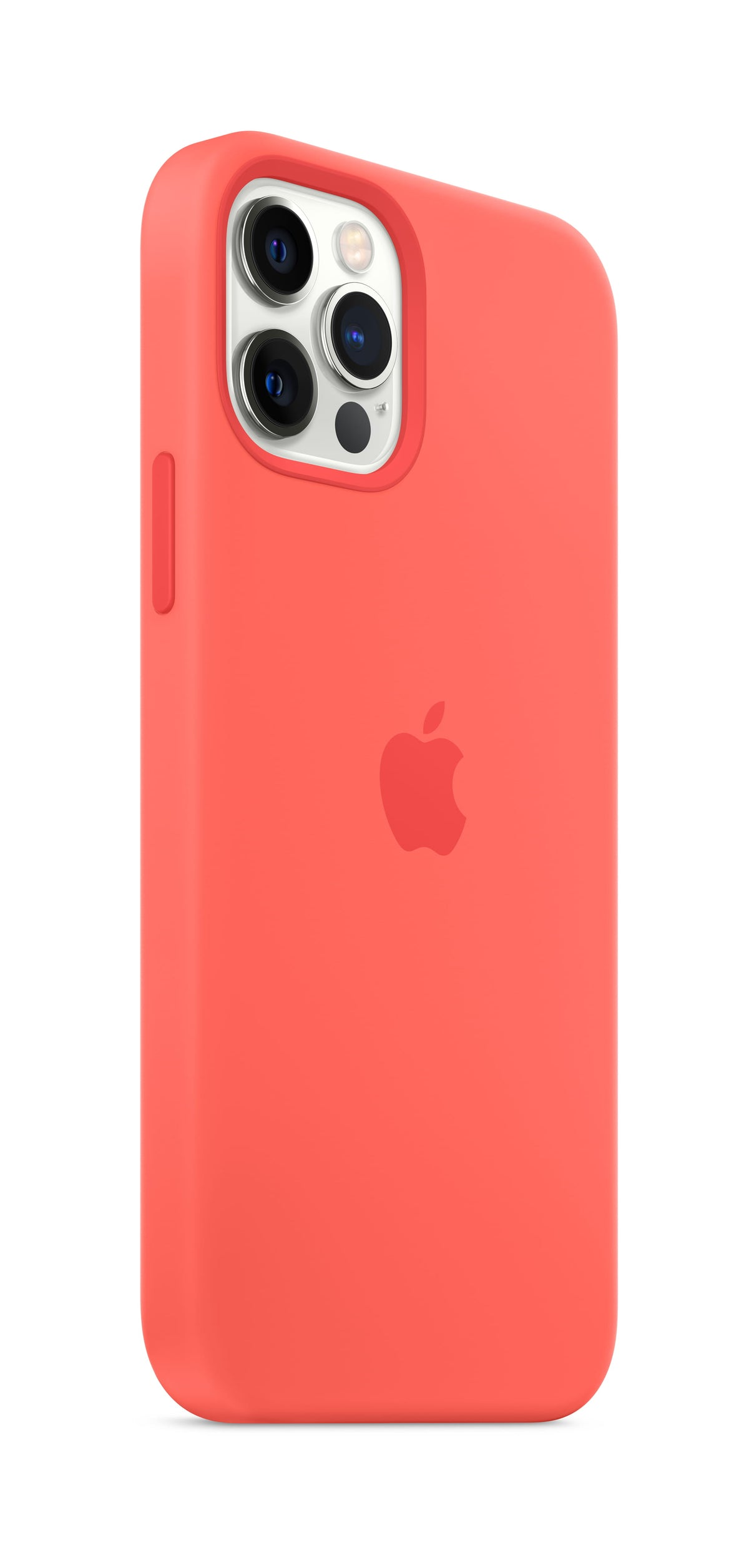 iPhone 12 | 12 Pro Silicone Case with MagSafe - Pink Citrus