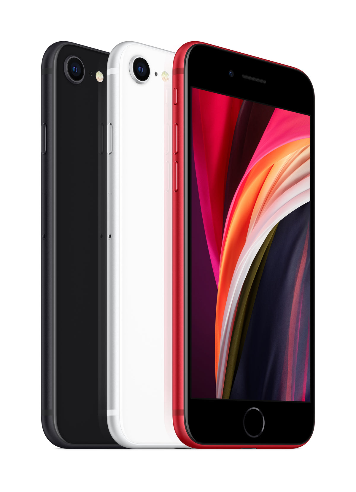 iPhone SE 256GB - Black