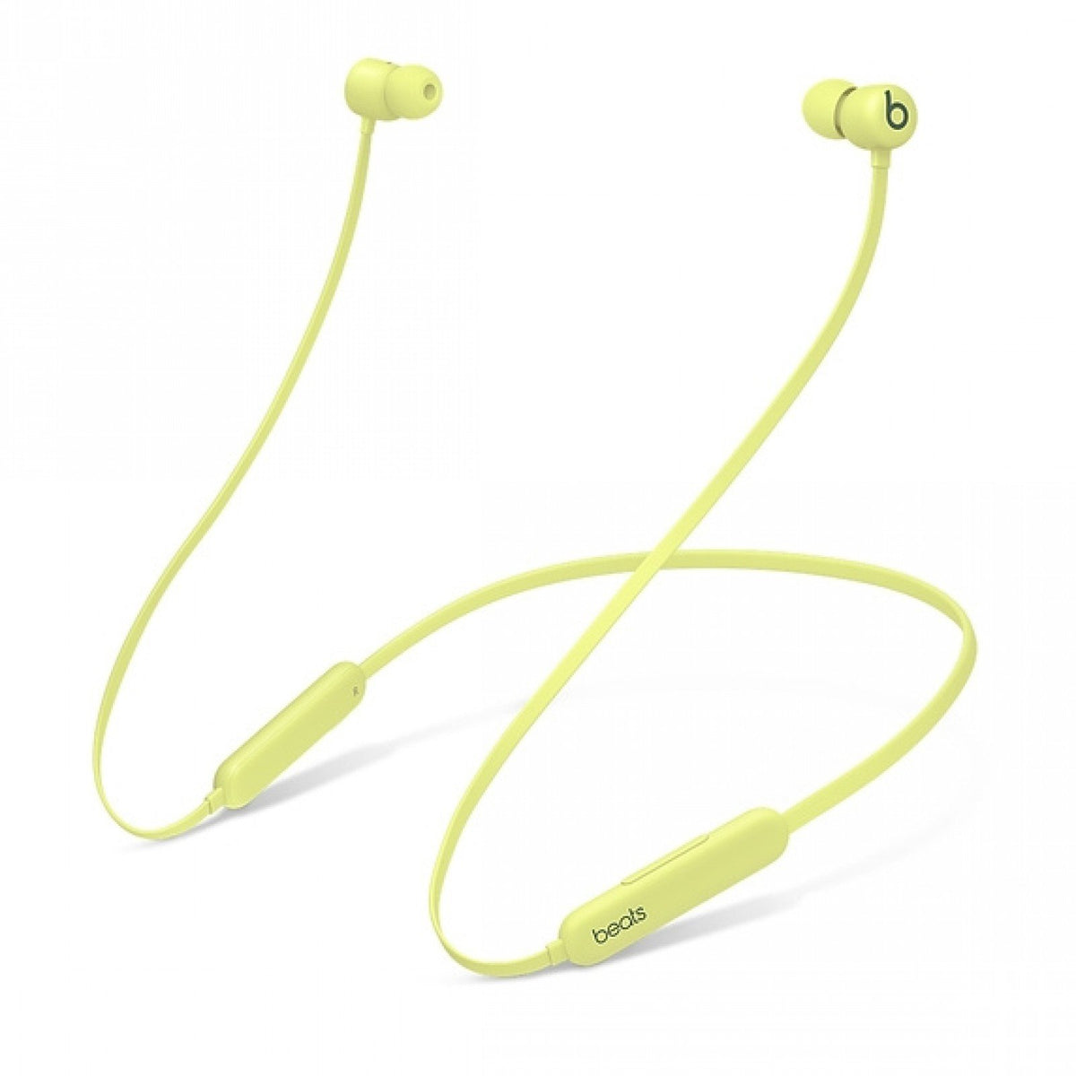 Beats Flex – All-Day Wireless Earphones - Yuzu Yellow