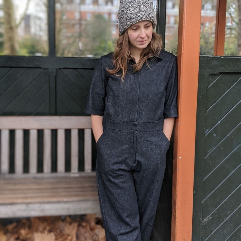 Lennox Jumpsuit from Homer + Howells