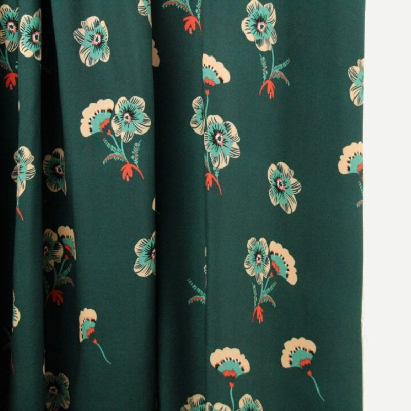 sweet flowers viscose by Atelier Jupe