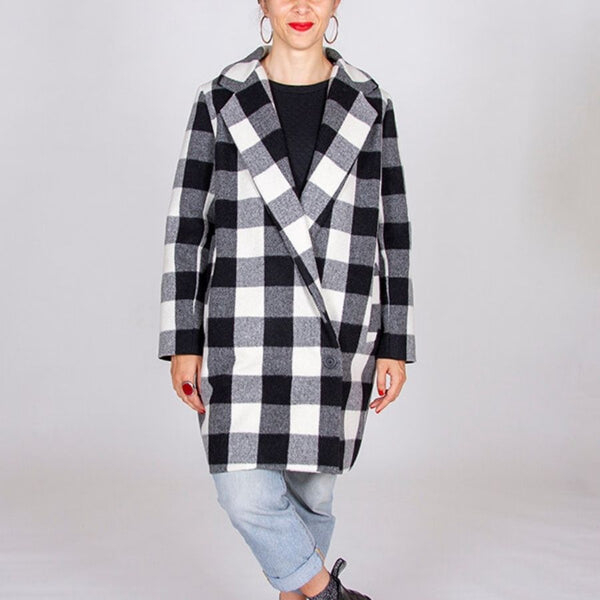 I am Patterns Merlin coat