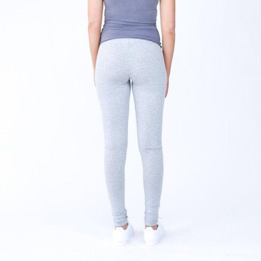 Megan Nielsen Virginia leggings back view