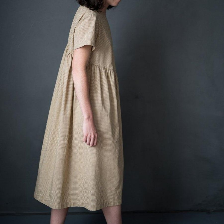 Merchant & Mills Florence Dress side view