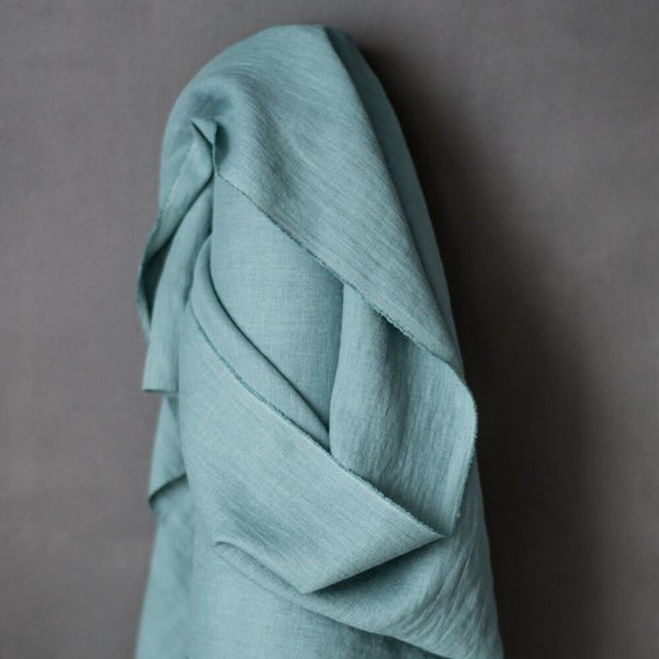 Merchant & Mills Linen 185gsm in Soapy Cove