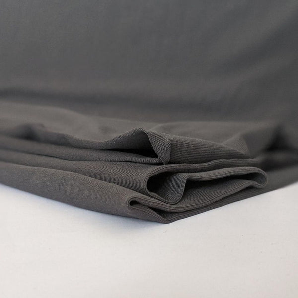 Stof Fabric Avalana Jersey in Grey