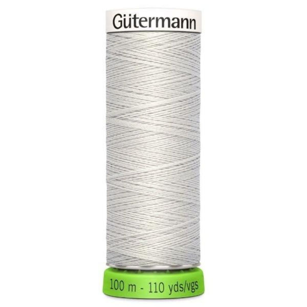 Guterman rPET thread in fog grey