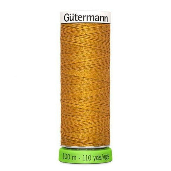 Guterman rPET thread in mustard