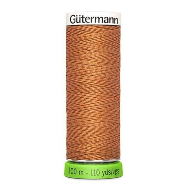 Guterman rPET thread in ochre
