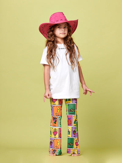 STIEGLITZ Kids Guadalupe Flared Leggings