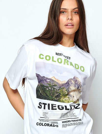 STIEGLITZ Out And Back T-shirt