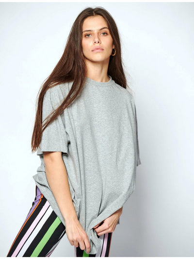 STIEGLITZ Oversized T-shirt Grey