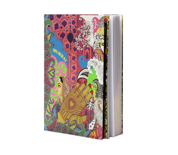 Christian Lacroix - Mumbai Soft Notebook - Wynwood Letterpress  - 1