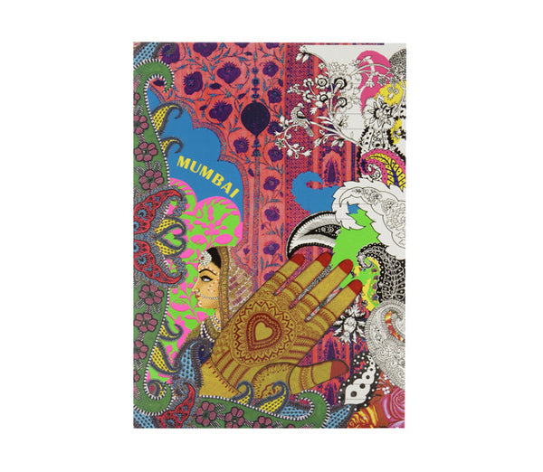 Christian Lacroix - Mumbai Soft Notebook - Wynwood Letterpress  - 6