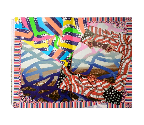 Christian Lacroix - Rio Soft Notebook - Wynwood Letterpress  - 2