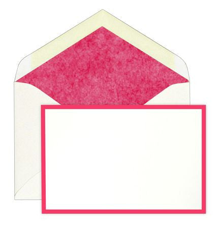 Hot Pink Write Away - Wynwood Letterpress  - 1