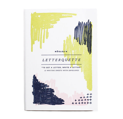 Letterquette Thanks - Wynwood Letterpress  - 1