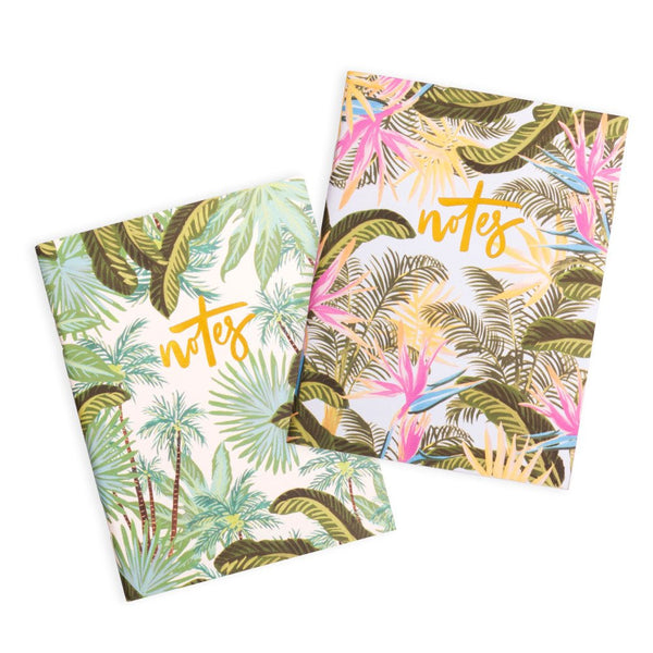 Bird of Paradise Notebook Set - Wynwood Letterpress