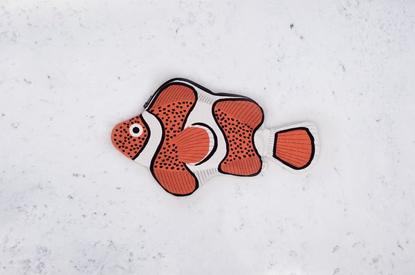 Clownfish pouch - Wynwood Letterpress  - 1