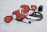 Clownfish pouch - Wynwood Letterpress  - 2