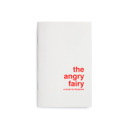 The Angry Fairy Illustration Book - Wynwood Letterpress