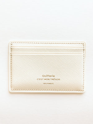 Quitterie Wallet - Wynwood Letterpress  - 1
